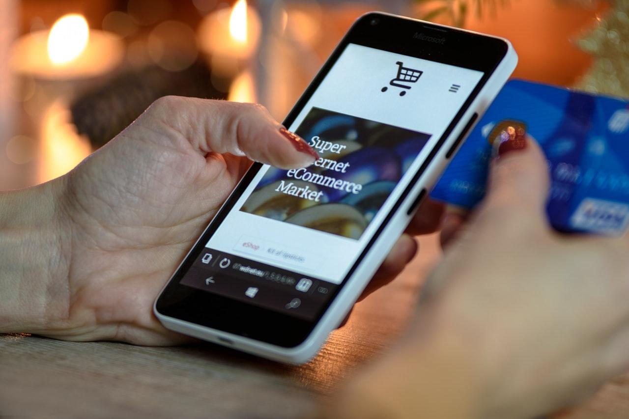 E-commerce website - Easy secure shopping online